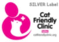 Cat friendly clinic Silver.png
