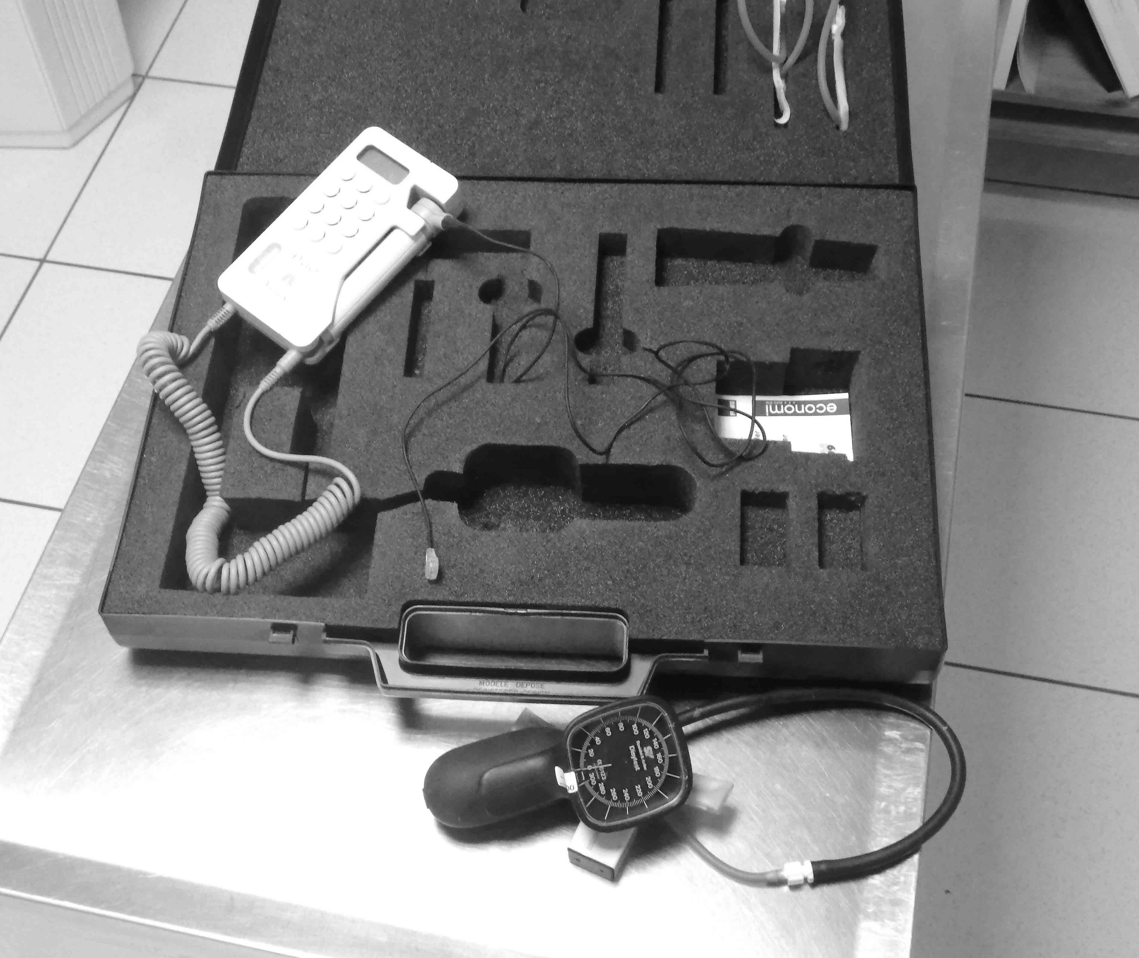Tensiomètre