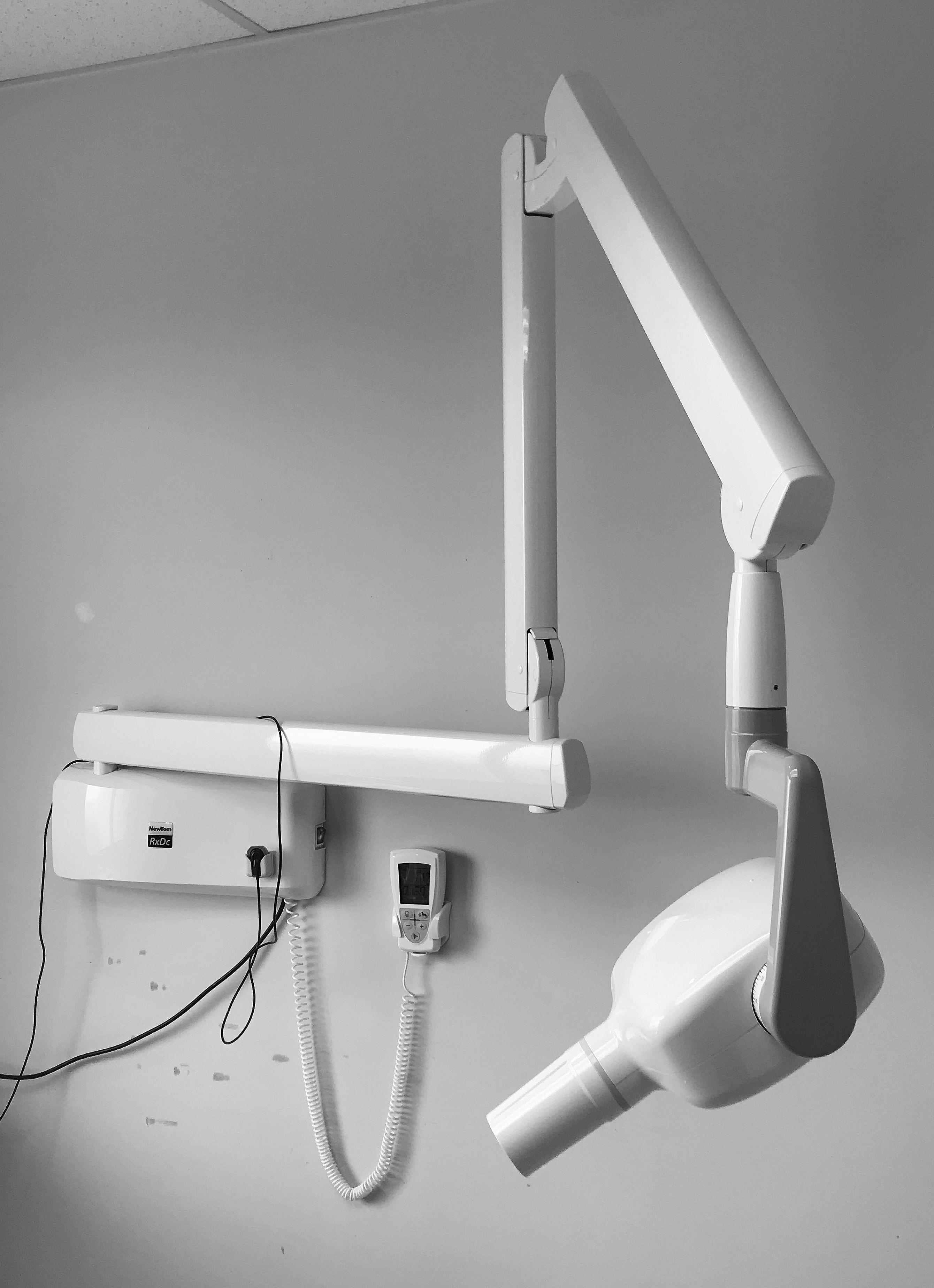 Radio dentaire