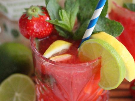 Strawberry Nojito