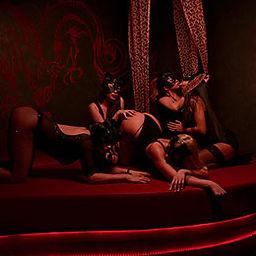 Strip club event