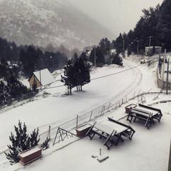 stanje snijega