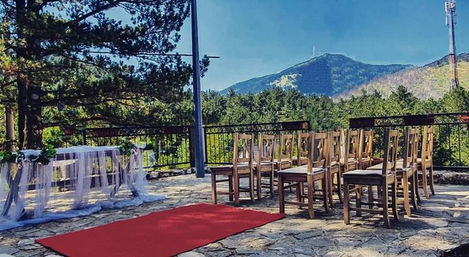 vjenčanje na otvorenom mostar - građansko vjenčanje mostar