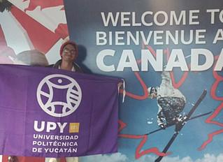 Estudiantes de la UPY estudiarán en Canadá