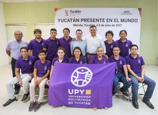 Experiencias en el extranjero, para estudiantes yucatecos
