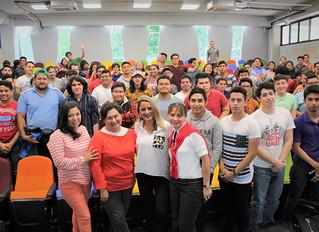 """Mujeres Exitosas visitan la UPY, en el marco del 2° Foro """"Avances y retos de mujeres en ciencia"""