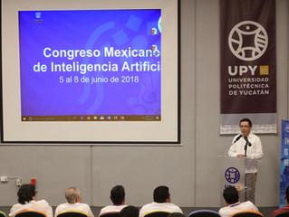 La UPY, sede del Congreso Mexicano de Inteligencia Artificial