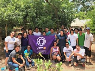 Estudiantes de la UPY promueven la adopción responsable de mascotas