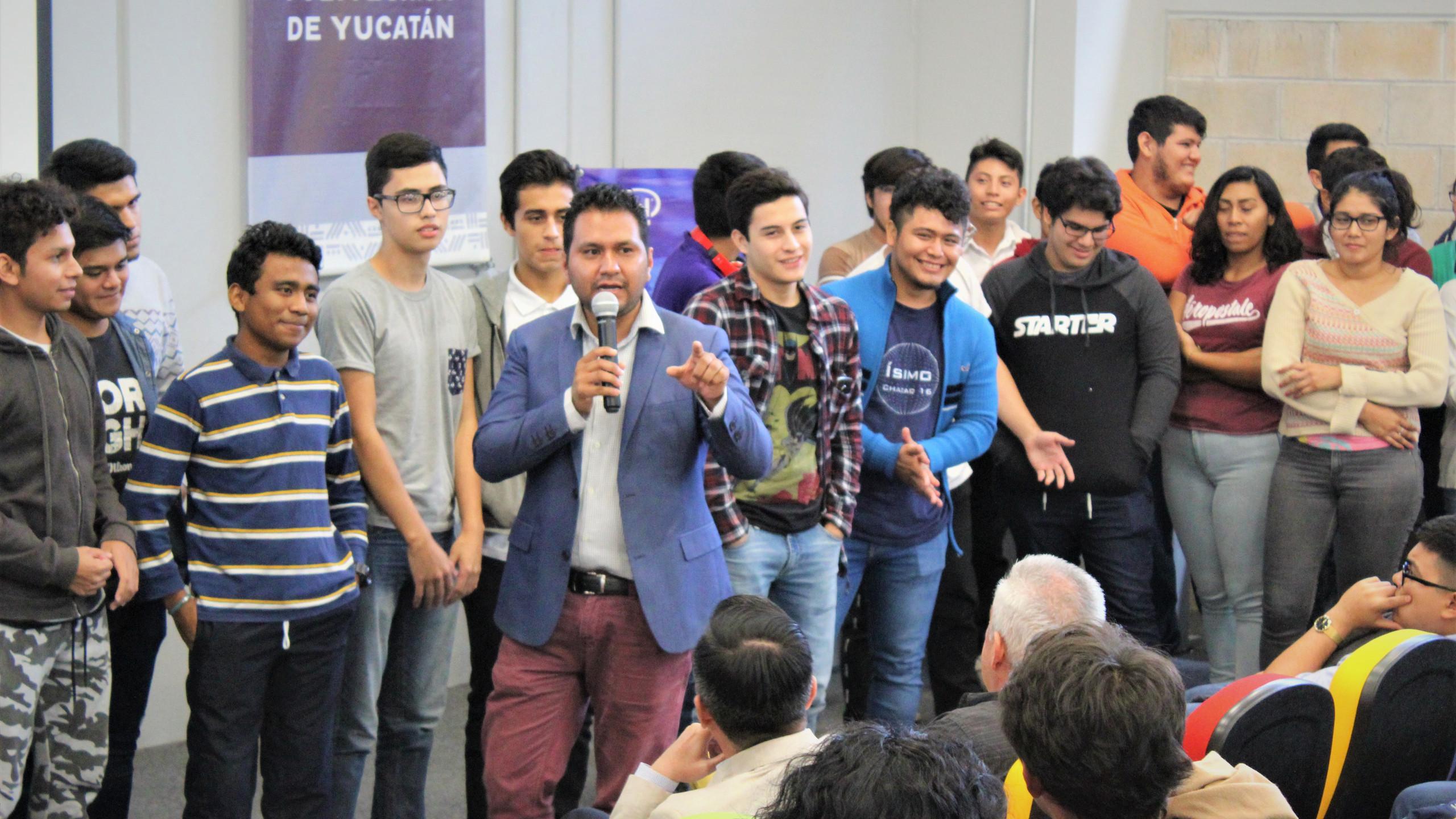 UPY y Campus Party