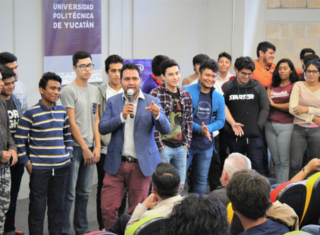 La UPY y Campus Party firman convenio