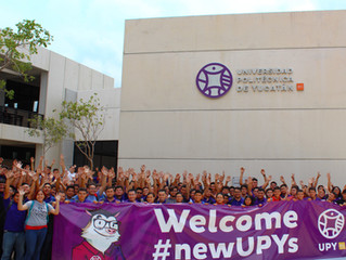 Welcome #NewUPYs!