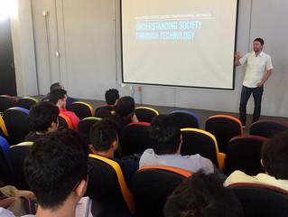Visita del Dr. José Ramírez-Márquez (Stevens Institute of Technology, EUA)