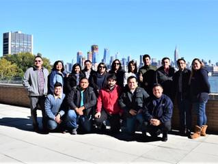 Académicos de Instituciones yucatecas se capacitan en Stevens Institute of Technology sobre Big Data