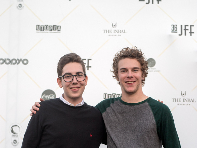 JFW '19 at the Jerusalem Film Festival for their premiere!