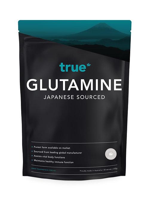 True Glutamine - unflavoured