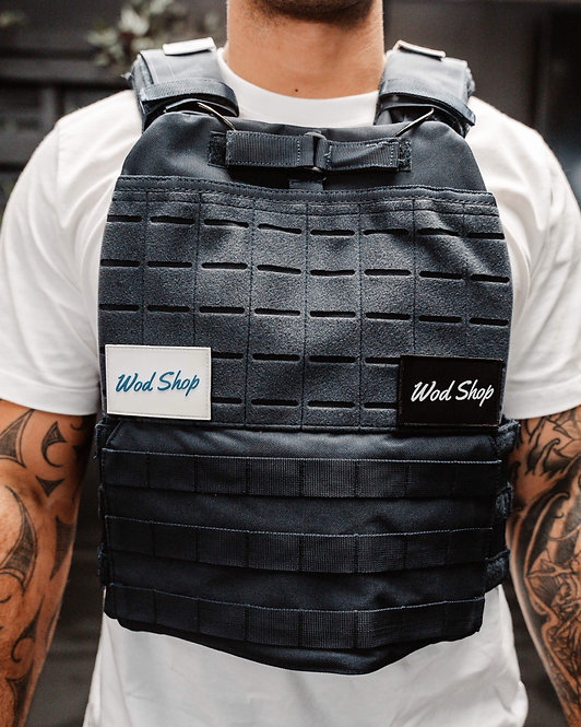 WodShop Tactical Weight Vest - varies options