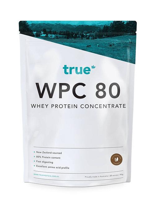 True Protein WPC80