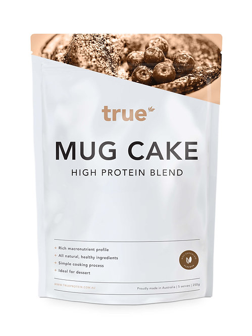 True Mug Cake -Rich Chocolate