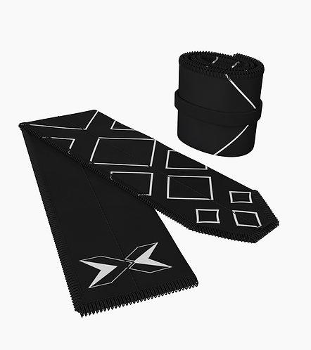 PICSIL wrist wrap straps - Black