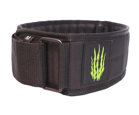 "Black - Bear KompleX ""APEX"" Premium Leather Weight Lifting Belt"
