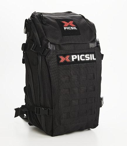 PICSIL Tactical Backpack - Black