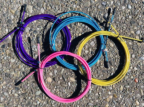 WodShop replacement speed rope cable