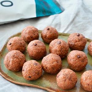 Cookies N Cream Protein Balls