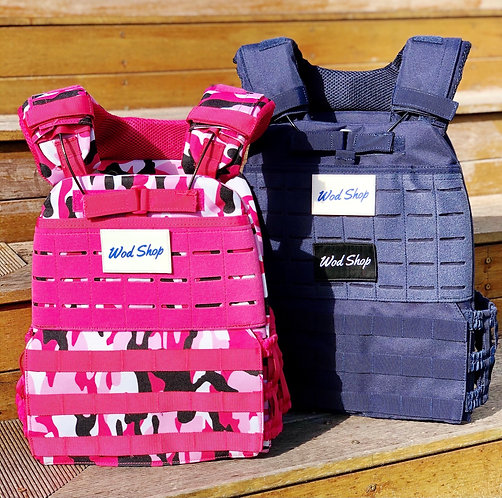 WodShop Tactical Weight Vest - varies options