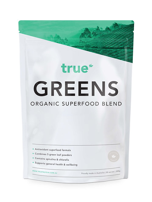 True - Greens superfood Natural Flavour