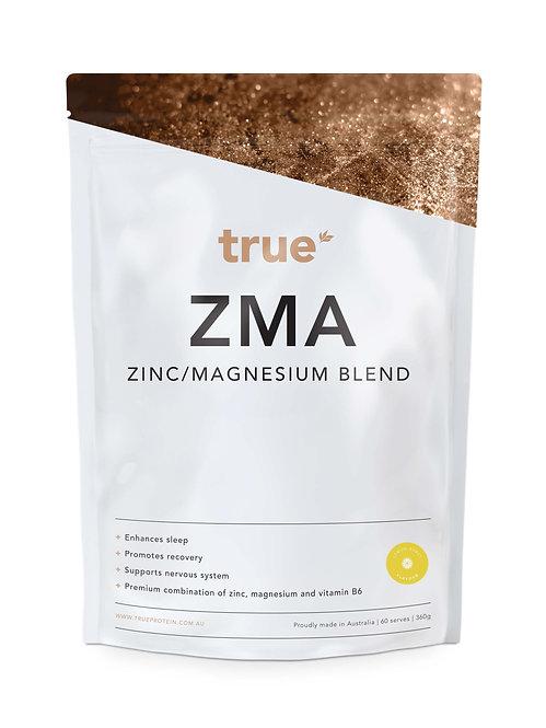 True ZMA -zinc magnesium blend