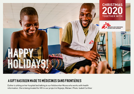 Subtonomy supports Doctors without Borders / Medecins Sans Frontieres