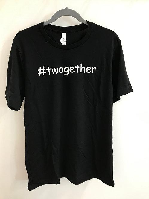 #Twogether Short Sleeve Tee