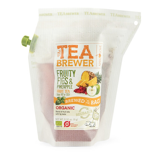 Teabrewer - Fruity Figs and Pineapple