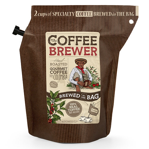 Coffeebrewer - Columbia