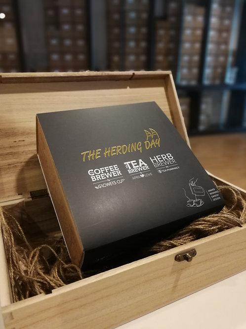 6 Packs The Herding Day Tea Gift Box