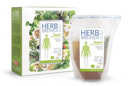 Herbbrewer - 7pcs Detox:T