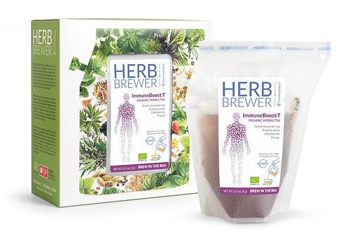 Herbbrewer - 7pcs ImmuneBoost:T