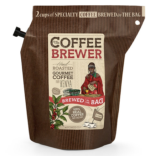 Coffeebrewer - Kenya