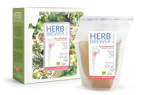 Herbbrewer - 7pcs Breastfeeding:T
