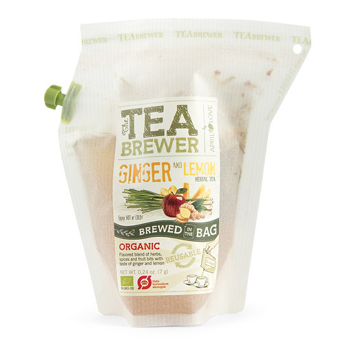 Teabrewer - Ginger and Lemon