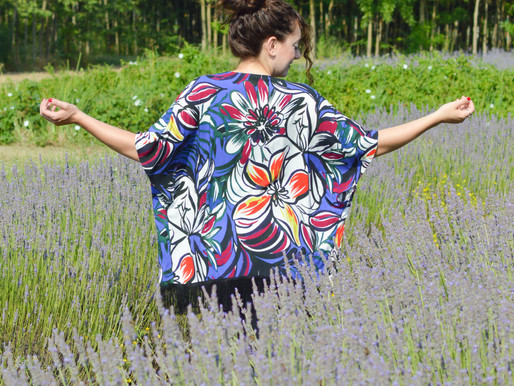 Un nuovo modello: il kimono.