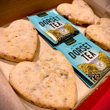 Mini Tea & Biscuits Box