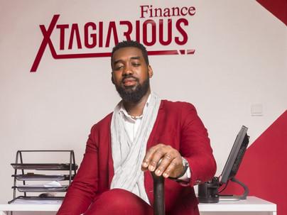 XTAGIARIOUS FINANCE não está habilitada a exercer Actividade Financeira