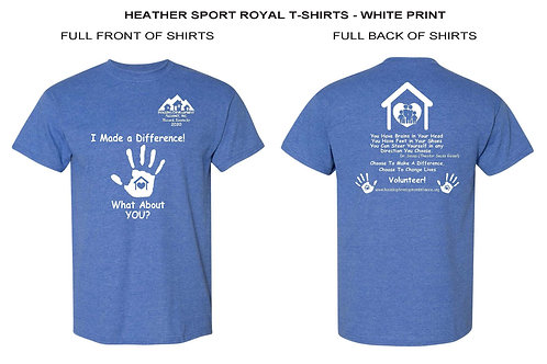 2020 Volunteer T-Shirt