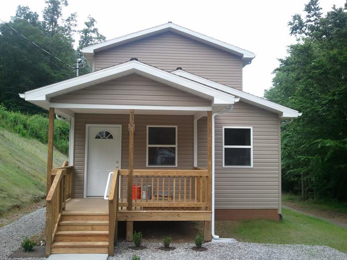 New home, homeownership