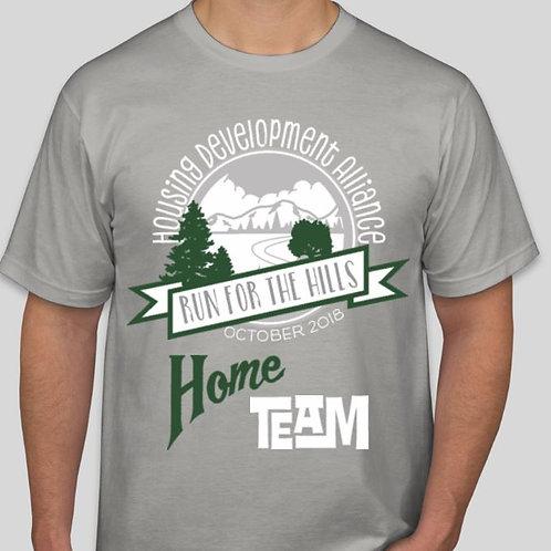 "HDA's 2018 ""Run for the Hills"" Home Team Shirt"