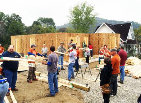 HDA to Hold Community House-Raising