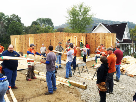 HDA to Hold Community House-Raising