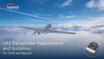 UAS+Transponder+Requirements+and+Guideli
