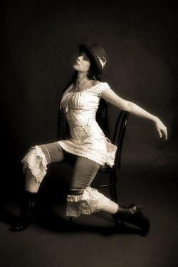 Morgana burlesque antigua